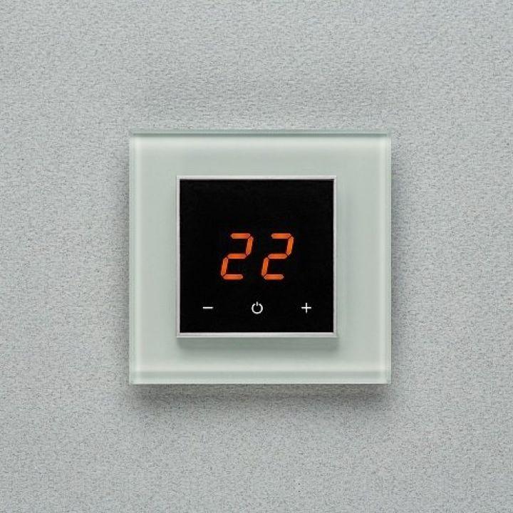 Терморегулятор AURA ORTO 9010 White Soft